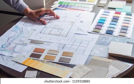 Interior Designing Process Images Stock Photos Vectors Shutterstock,Party Wear Wedding Pakistani Designer Dresses