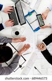 Architect meeting