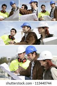Architect and surveyor