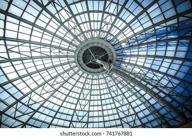 Architectural abstract dome