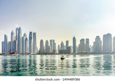 Architectural complex of Dubai Creek Dubai Creek UAE Asia