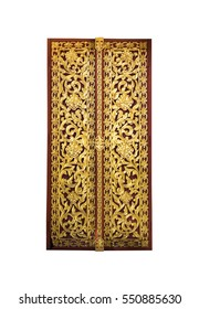 Architectural Detail  Thai Church Doors with Thai Painting Style  sc 1 st  Shutterstock & Thai Door Images Stock Photos \u0026 Vectors | Shutterstock
