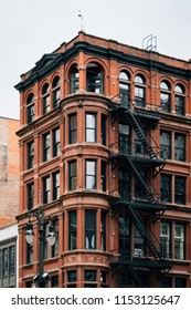 Architectural details in Detroit, Michigan
