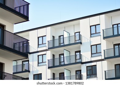 Modern Apartment Buildings Images, Stock Photos & Vectors ...