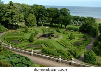 Architectural Gardens - Scottish Highlands