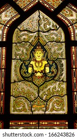 architectural window Vishnu