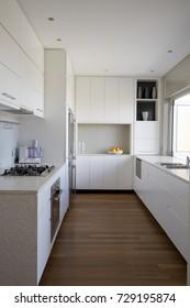 architecture, australia, building, home, kitchen, light, new building, new kitchen, new surfaces, white