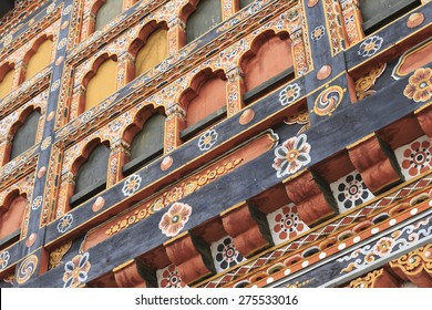 The Architecture of Bhutan