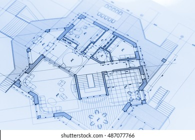 House blueprint images stock photos vectors shutterstock architecture blueprints house plans malvernweather Image collections
