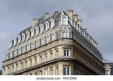 architecture of bordeaux city