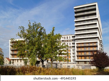 Architecture of the city of Lodz, Poland