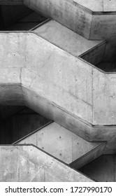 Baudetails Zementbetontreppen Bau
