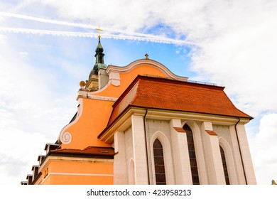 Architecture in Eisenach, Thuringia, Germany
