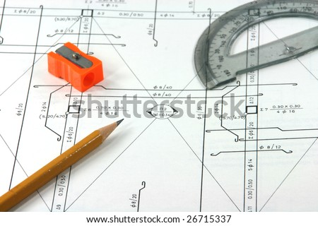 Architecture And Engineering Building Plans And Design Tools