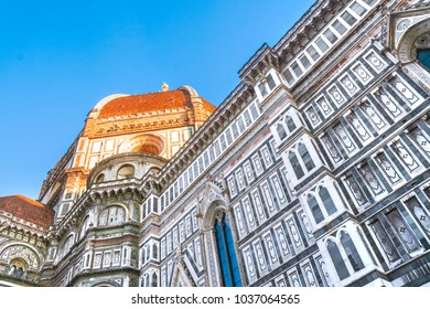 Architecture of Florence, Italy, Toscana