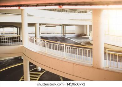 Architecture Garage / Parking Basement