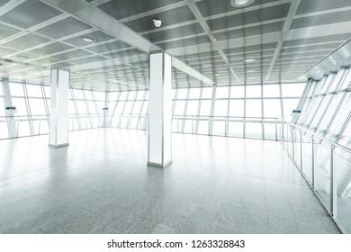 Architecture glass building