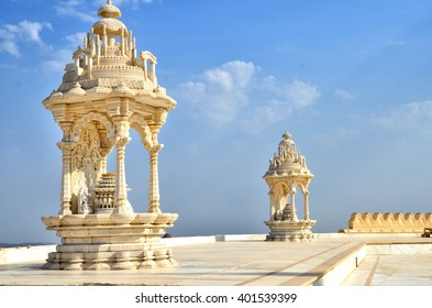 Architecture of an Indian Jain Temple