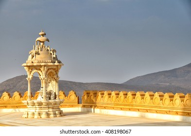 Architecture of an Indian Temple