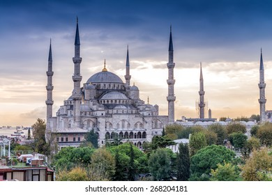 Architecture of Istanbul.