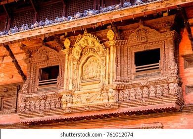 Architecture of Kathmandu, the capital city of the Federal Democratic Republic of Nepal, Asia