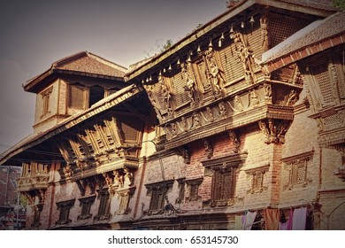Architecture of Kathmandu City