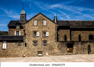 Architecture in Limoges, France