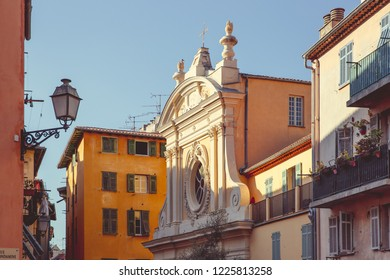 Architecture of Nice, France