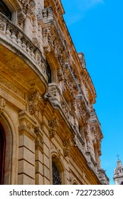 Architecture of the Old Havana. UNESCO World Heritage