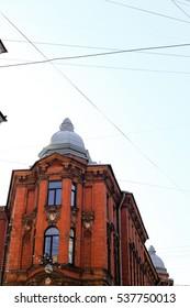 Architecture  in Saint-Petersburg