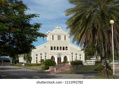 Architecture of Saipan Island