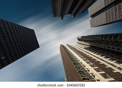Architecture and sky