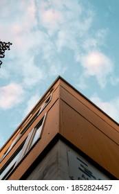 Architecture and Sky in Copenhagen