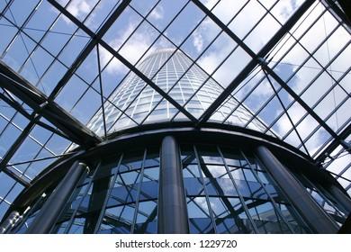 Architecture: Skyscraper (Vienna / Austria)