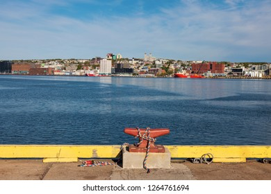Architecture of St. John's, Newfoundland. St. John's, Newfoundland and Labrador, Canada.