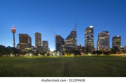 Architecture of Sydney.