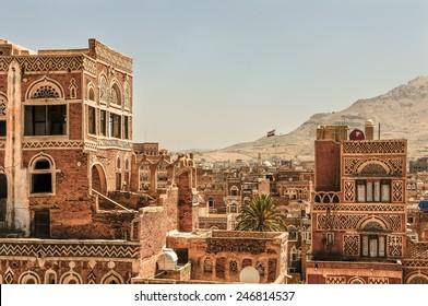 Architecture in Yemen