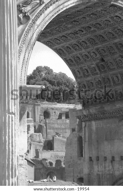 Archway Rome