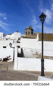 Arcos de la Frontera. Andalusian towns in Spain
