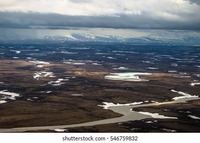The Arctic, the Yamal Peninsula