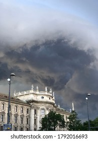 Arcus (Roll) Cloud over munich