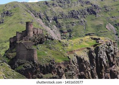 ardahan's devil castle  in turkey