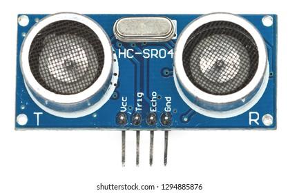 Arduino ultrasonic ranging module