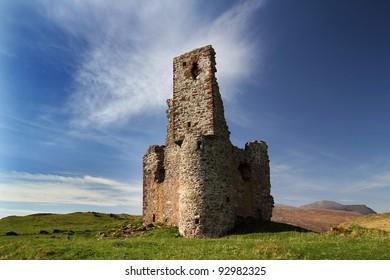 Ardvreck Castle, Scottish Highlands