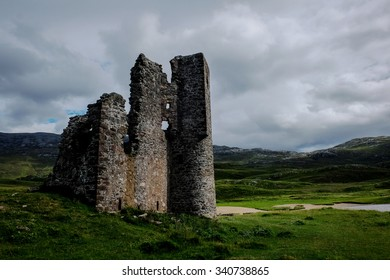Ardvreck Castle Sutherland