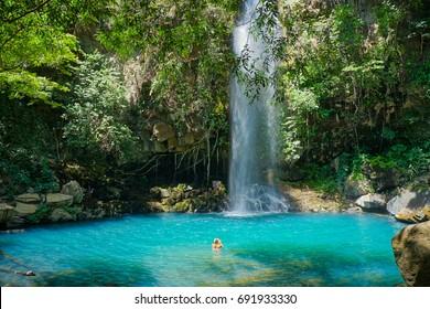 Area de Conservación Guanacaste World Heritage Site UNESCO  - Rincón de la Vieja Volcano. Location, Guanacaste Province, Costa Rica
