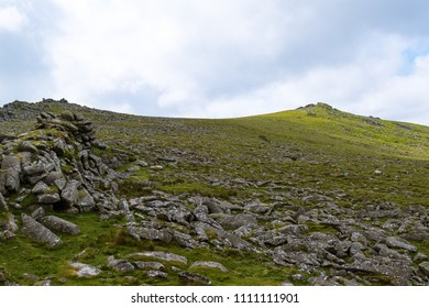 The area surrounding Belstone Tor in Dartmoor National Park, Devon, United Kingdom