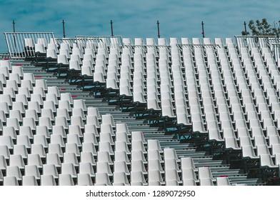 Arean Stadium seats