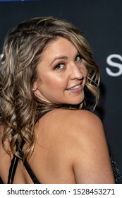 """Areielle Blandy attends 19th Annual Horror Film Festival – ScreamFest - Opening Night """"Eat, Brains, Love"""" Los Angeles Premiere at TLC Chinese Theatre, Hollywood, CA on October 8, 2019"""