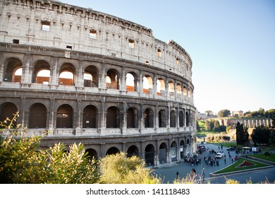 Arena Colosseum Rome, Italy